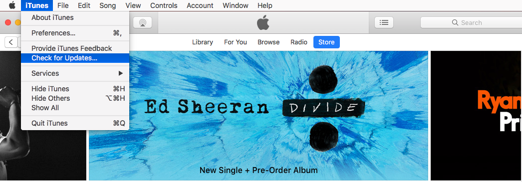 How to Update iTunes Software
