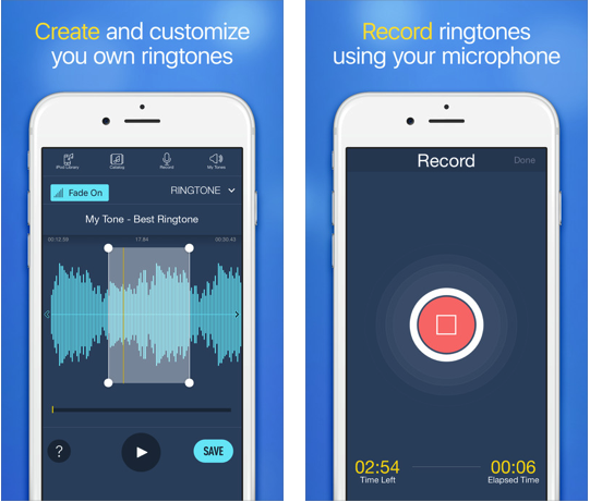 free ring tones for iphone