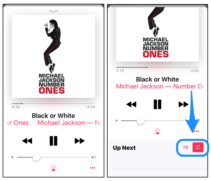 How To Turn Music Off Shuffle On Iphone