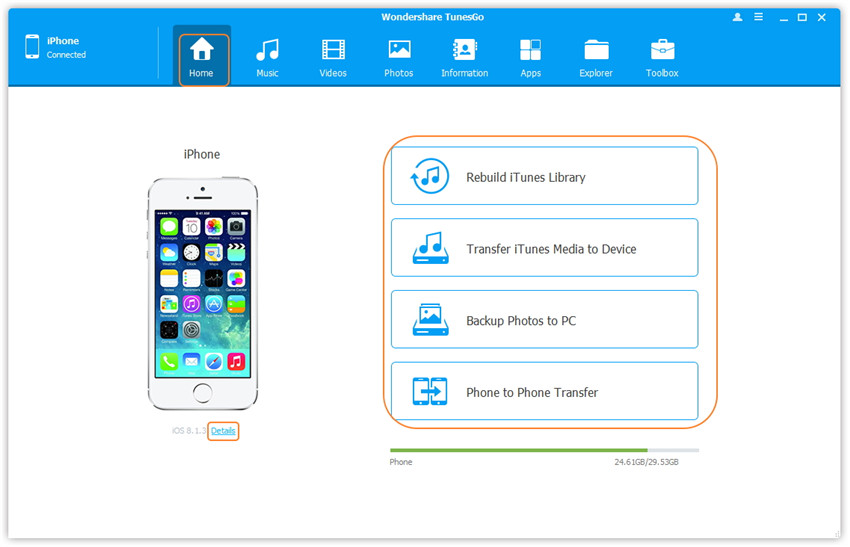 2017 Best Itunes Alternatives For Iphone Data Transfer Top 6